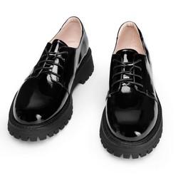 Shoes, black, 93-D-952-1-37, Photo 1