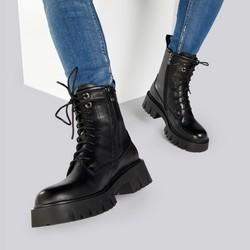 Shoes, black, 93-D-963-1-40, Photo 1