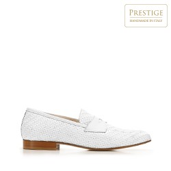 Shoes, white, 92-D-128-0-40, Photo 1