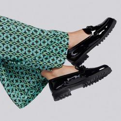 Shoes, black, 93-D-105-1-35, Photo 1