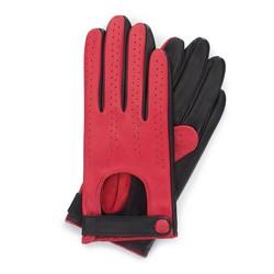 Gloves, red-black, 46-6-310-3-V, Photo 1