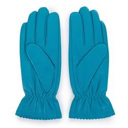 Gloves, turquoise, 39-6-646-TQ-V, Photo 1