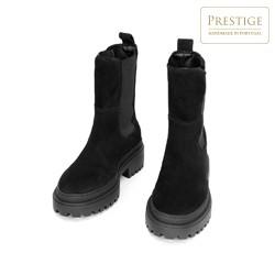 Shoes, black, 93-D-302-1-41, Photo 1