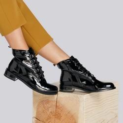 Shoes, black-graphite, 93-D-953-1L-36, Photo 1