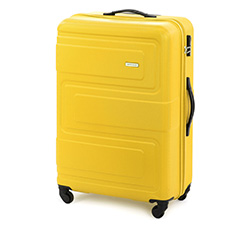Large suitcase, yellow, 56-3A-633-50, Photo 1