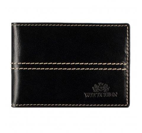 Etui na karty kredytowe, czarny, 14-2-118-L1, Zdjęcie 1