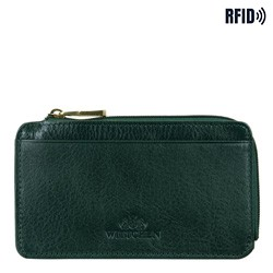 Credit card case, green, 21-2-290-ZL, Photo 1