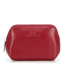 Large leather key case, red, 26-2-440-3, Photo 1