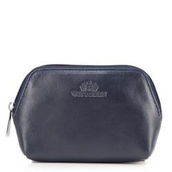 Large leather key case, dark navy blue, 26-2-440-N, Photo 1