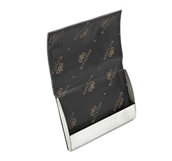 Business card holder, black, 21-2-133-1, Photo 1