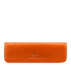 Etui na długopisy, pomarańczowy, 21-2-001-6, Zdjęcie 1