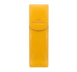 Etui na długopisy, żółty, 21-2-169-Y, Zdjęcie 1