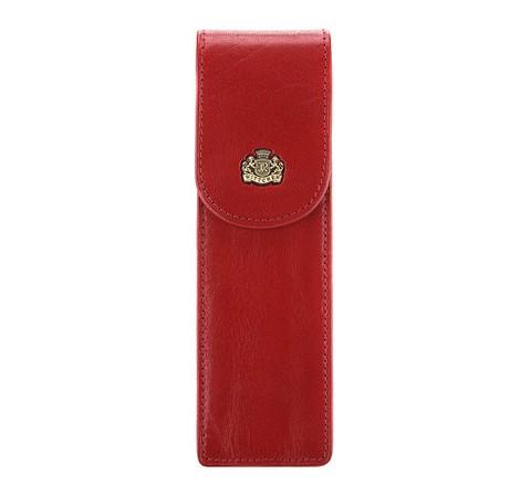 Etui na długopisy, czerwony, 11-2-169-3, Zdjęcie 1