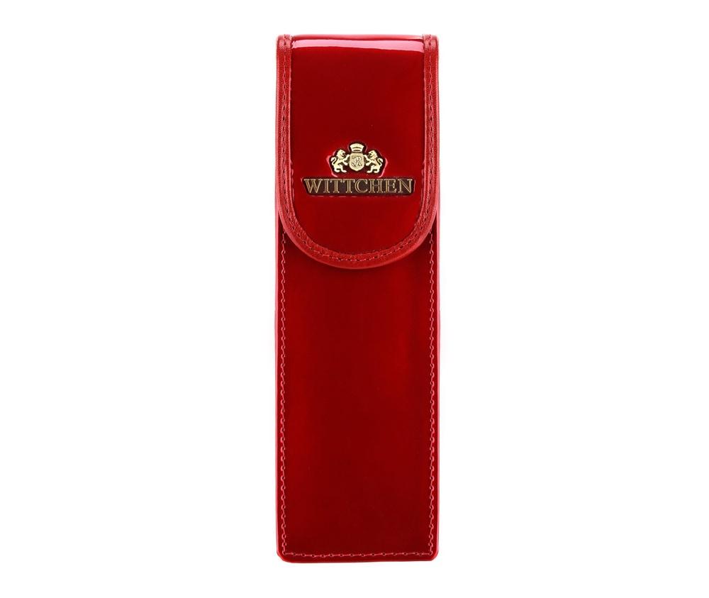 Футляр для ручек Wittchen 25-2-169-3, красный