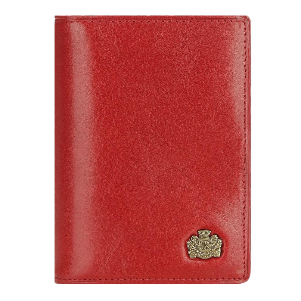 Červené puzdro na kreditné karty z kolekcie Arizona.