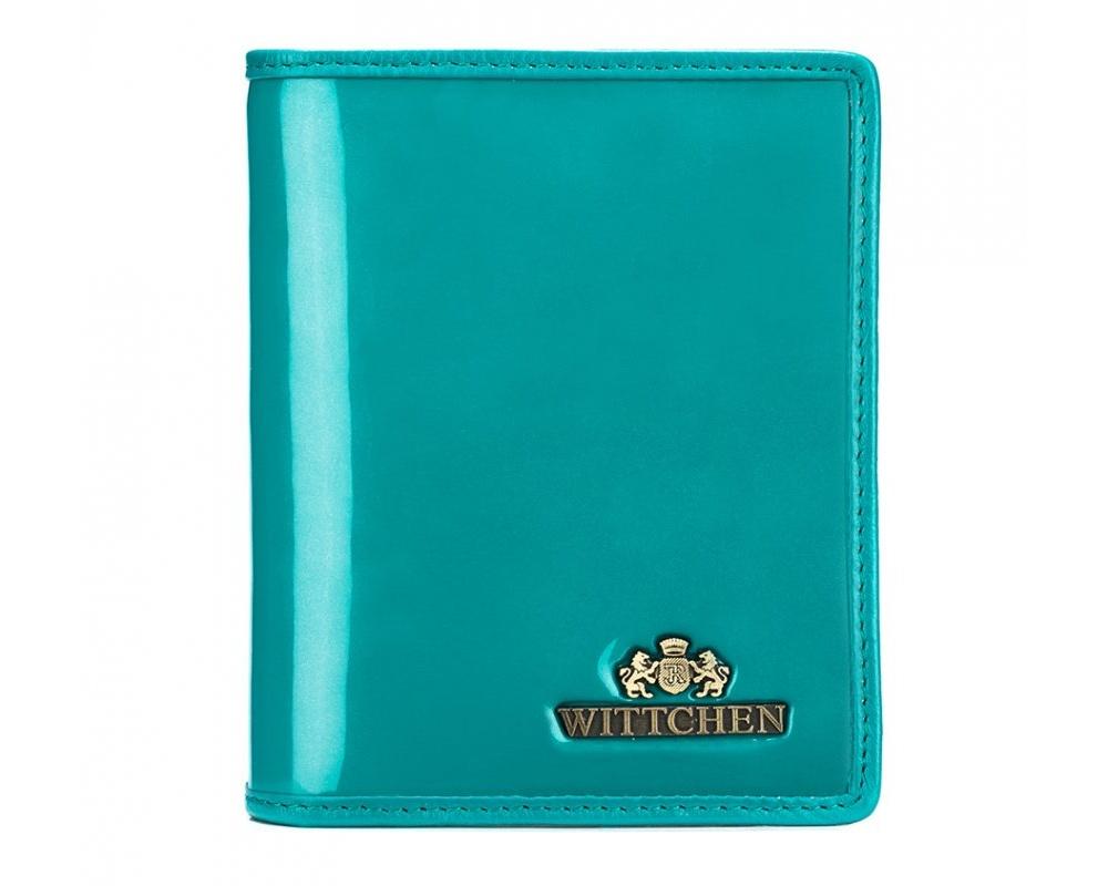 Купить Документница Wittchen 25-2-163-M, бирюзовый, Германия, синий