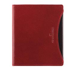 Etui na dokumenty, czerwono - czarny, V05-02-197-31, Zdjęcie 1