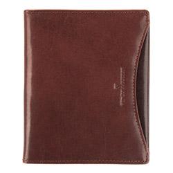 Etui na dokumenty, brązowy, V05-02-197-40, Zdjęcie 1