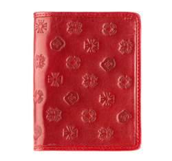 Etui na dokumenty, czerwony, 33-2-163-3S, Zdjęcie 1