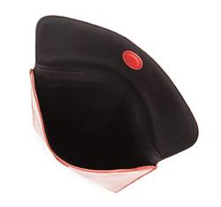Etui na tablet ze skóry gładkie, czerwony, 21-2-026-3, Zdjęcie 1