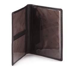 Etui na dokumenty, czarny, 11-2-163-1, Zdjęcie 1