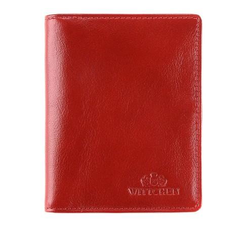 Etui na dokumenty, czerwony, 21-2-163-3, Zdjęcie 1