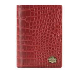 Etui na dokumenty, czerwony, 15-2-048-3, Zdjęcie 1
