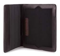 Etui na iPad skórzane, czarny, 10-2-516-1, Zdjęcie 1