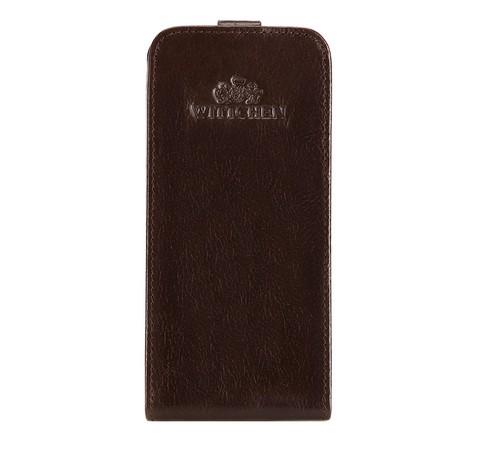 Etui na iPhone 6 / 6S, ciemny brąz, 21-2-501-4, Zdjęcie 1
