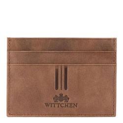 Etui na karty kredytowe, brązowy, 05-1-918-55, Zdjęcie 1