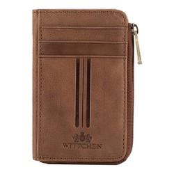 Etui na karty kredytowe, brązowy, 05-2-912-55, Zdjęcie 1
