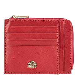 Etui na karty kredytowe, czerwony, 10-2-037-3, Zdjęcie 1