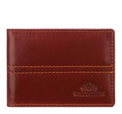 Etui na karty kredytowe, brązowy, 14-2-118-5, Zdjęcie 1