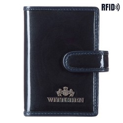 CREDIT CARD CASE, navy blue, 14-2L-201-N, Photo 1