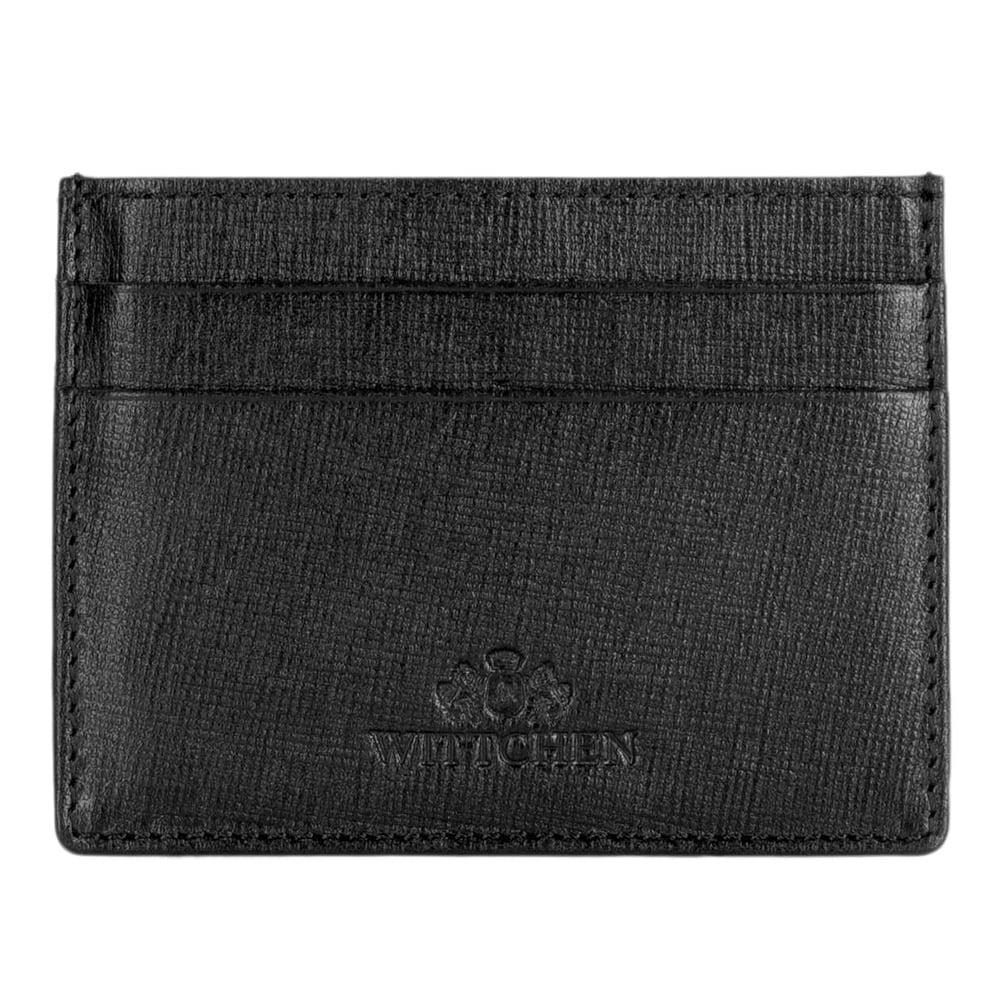 Puzdro na kreditné karty z kolekcie Saffiano.