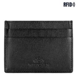 Credit card case, black, 14-2S-003-1, Photo 1