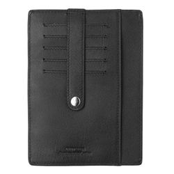 Credit card case, black, 20-1-095-1, Photo 1