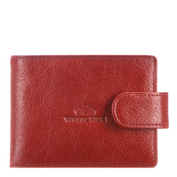 Credit card case, red, 21-2-031-3, Photo 1