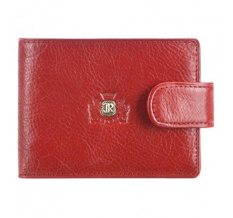 Etui na karty kredytowe, czerwony, 22-2-031-3, Zdjęcie 1