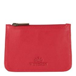 Etui na karty kredytowe, czerwony, 89-2-001-3, Zdjęcie 1