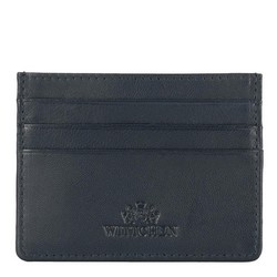 Credit card case, navy blue, 89-2-002-7, Photo 1