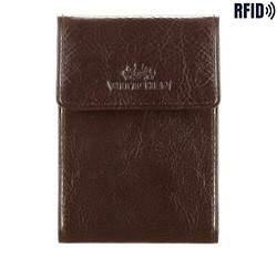 Etui na karty kredytowe, brązowy, 21-2-011-L4, Zdjęcie 1