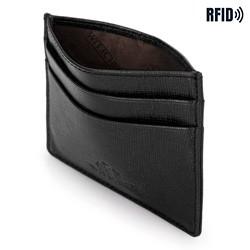 Credit card case, black, 14-2S-003-1, Photo 1