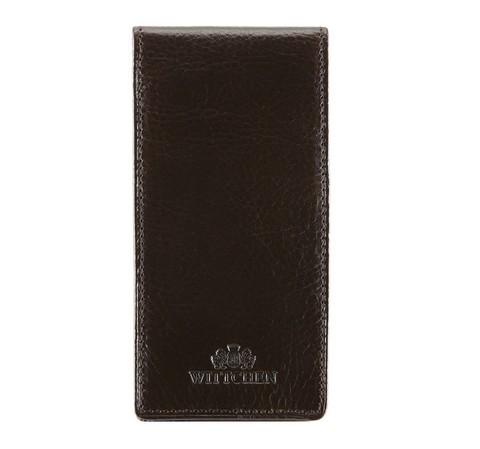 Etui na karty kredytowe, Brązowy, 21-2-170-3, Zdjęcie 1