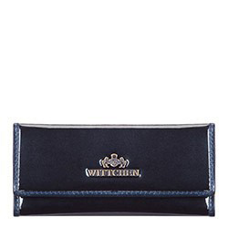 Key case, navy blue, 14-2L-013-N, Photo 1