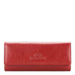Etui na klucze, czerwony, 21-2-098-3, Zdjęcie 1
