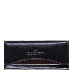 Etui na klucze, czarno - brązowy, V06-02-013-14, Zdjęcie 1