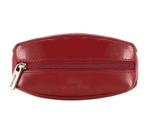 Etui na klucze, czerwony, 14-2-021-91, Zdjęcie 1