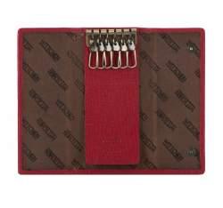 Etui na klucze, czerwony, 14-2S-013-3, Zdjęcie 1