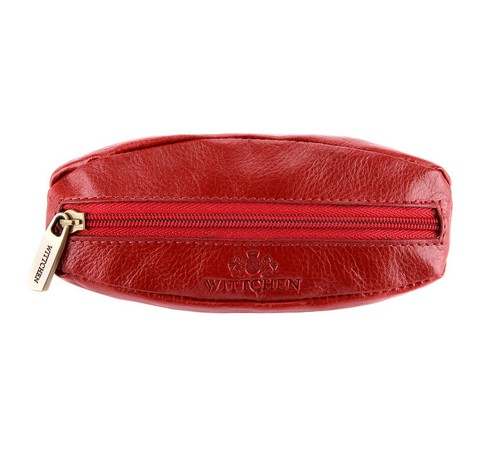 Etui na klucze, czerwony, 21-2-021-3, Zdjęcie 1